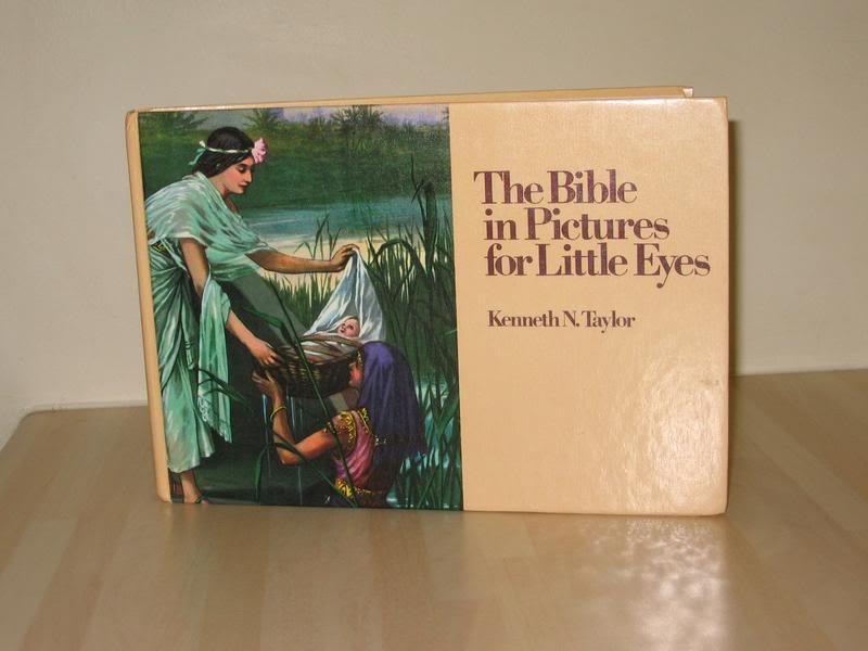 Библията за малки очички