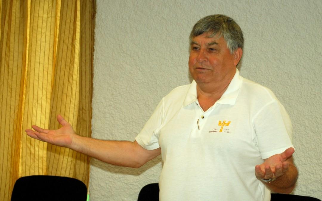 Изявление по случай идването на Бени Хин в България