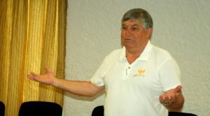 п-р Николай Неделчев през август 2014 г.