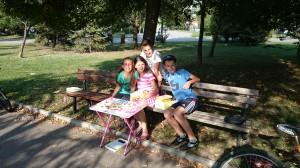 """Предприемчивите деца от """"Младост"""" II"""